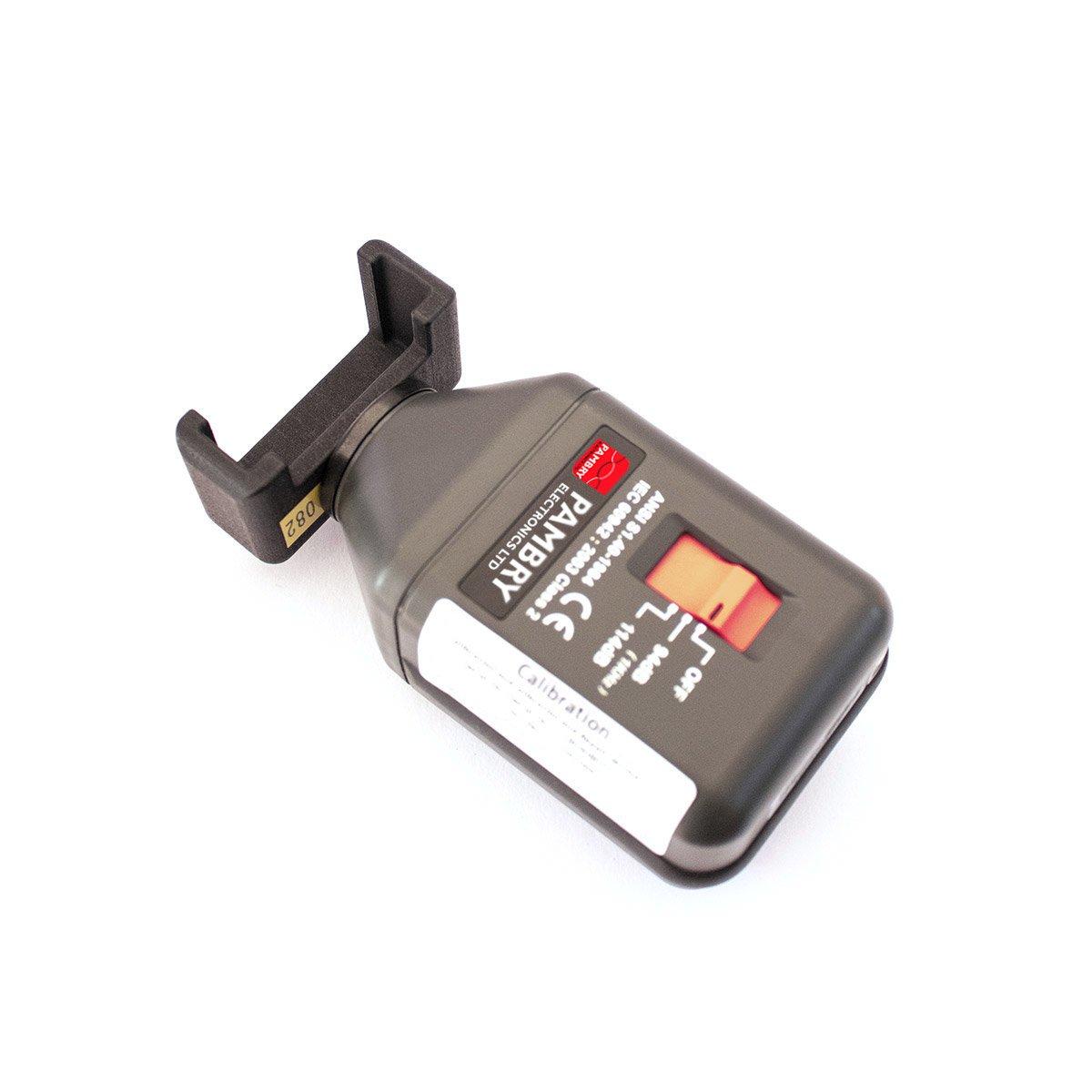 Listen Ear™ Internal Microphone Calibrator Adapter and Calibrator assembled