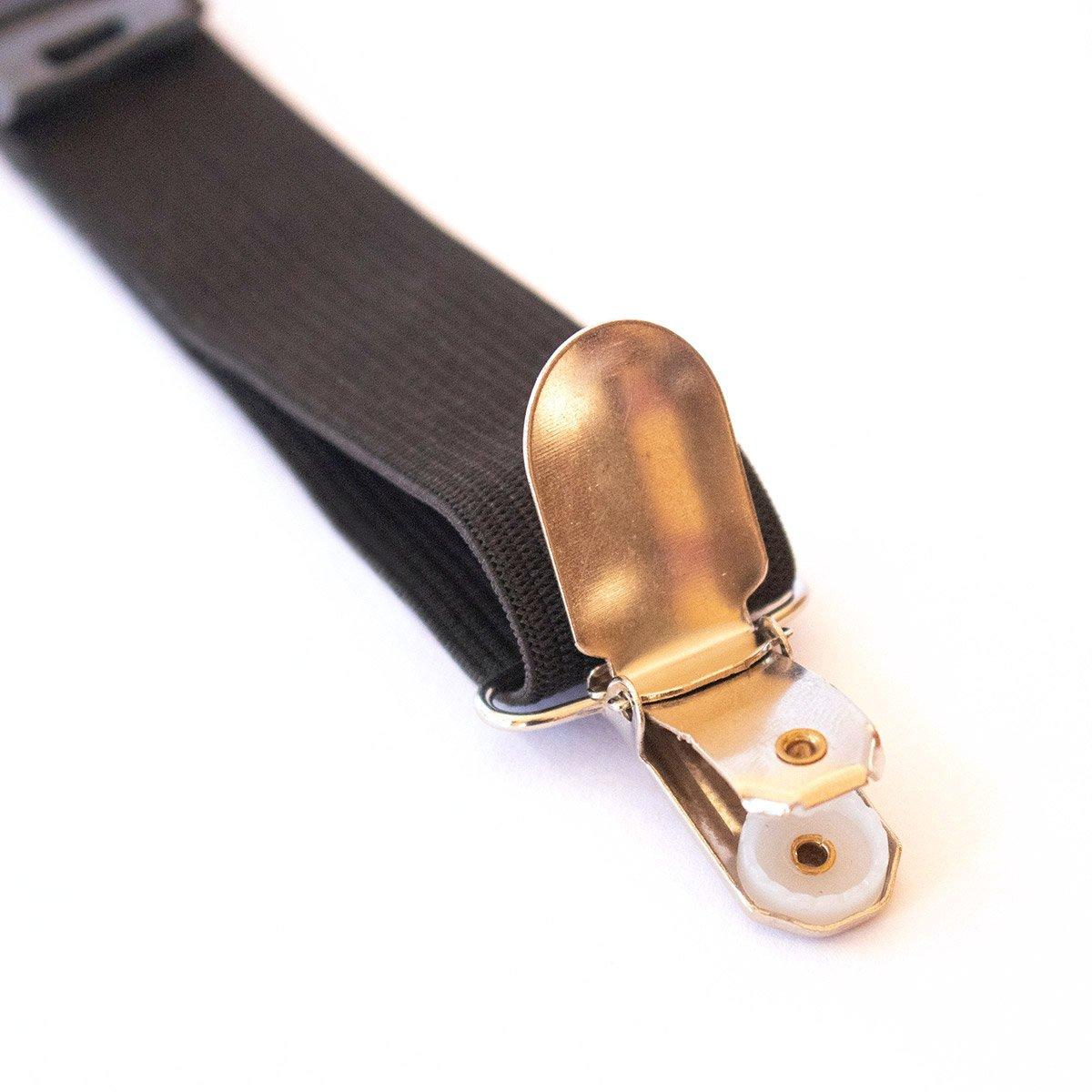 Listen Ear™ Body Strap secure fastener