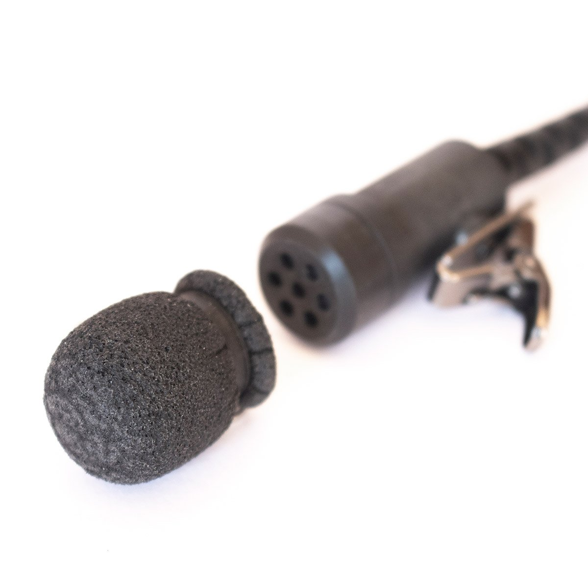 Listen Ear™ external microphone windsock accessory