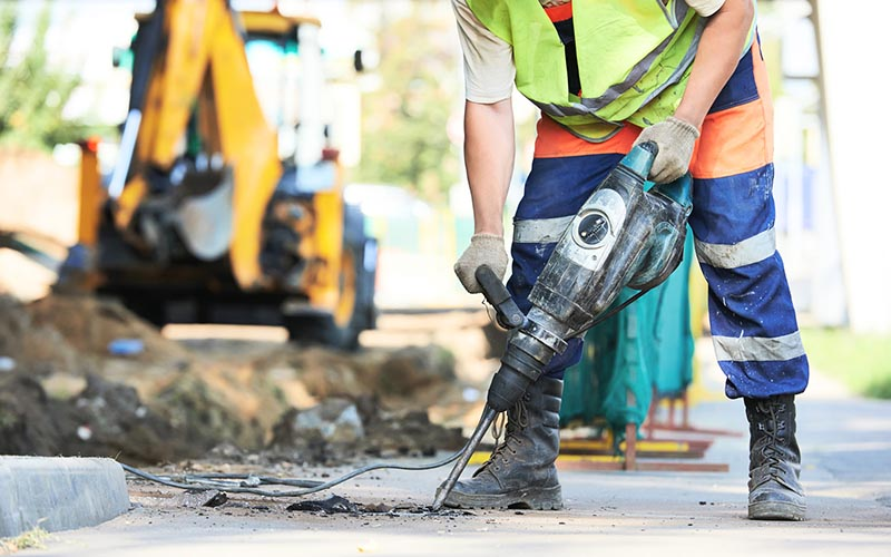 Prevent hearing loss in the Construction Industry