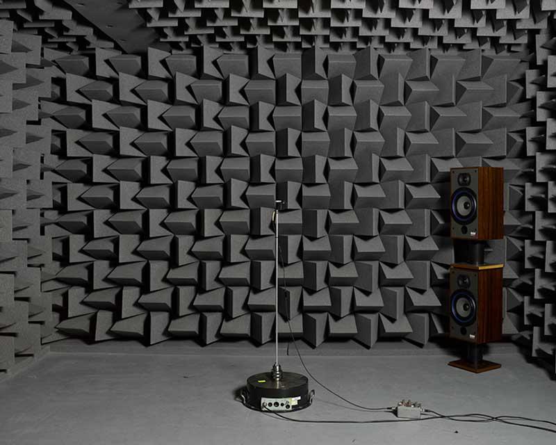 Pambry Electronics Anechoic Chamber