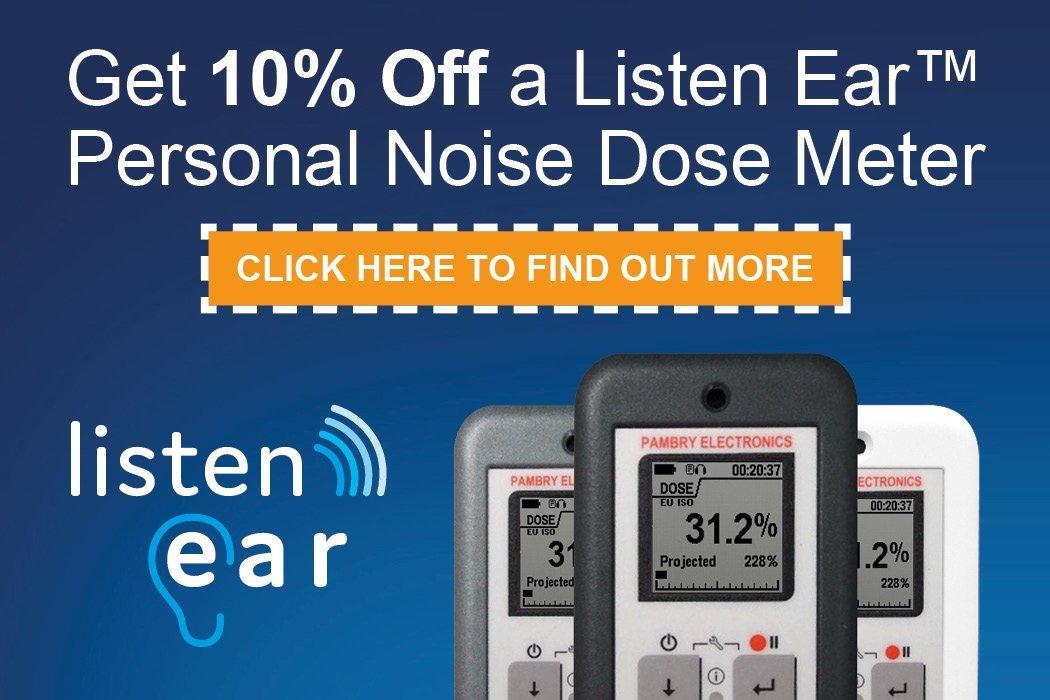 10% Off Listen Ear™