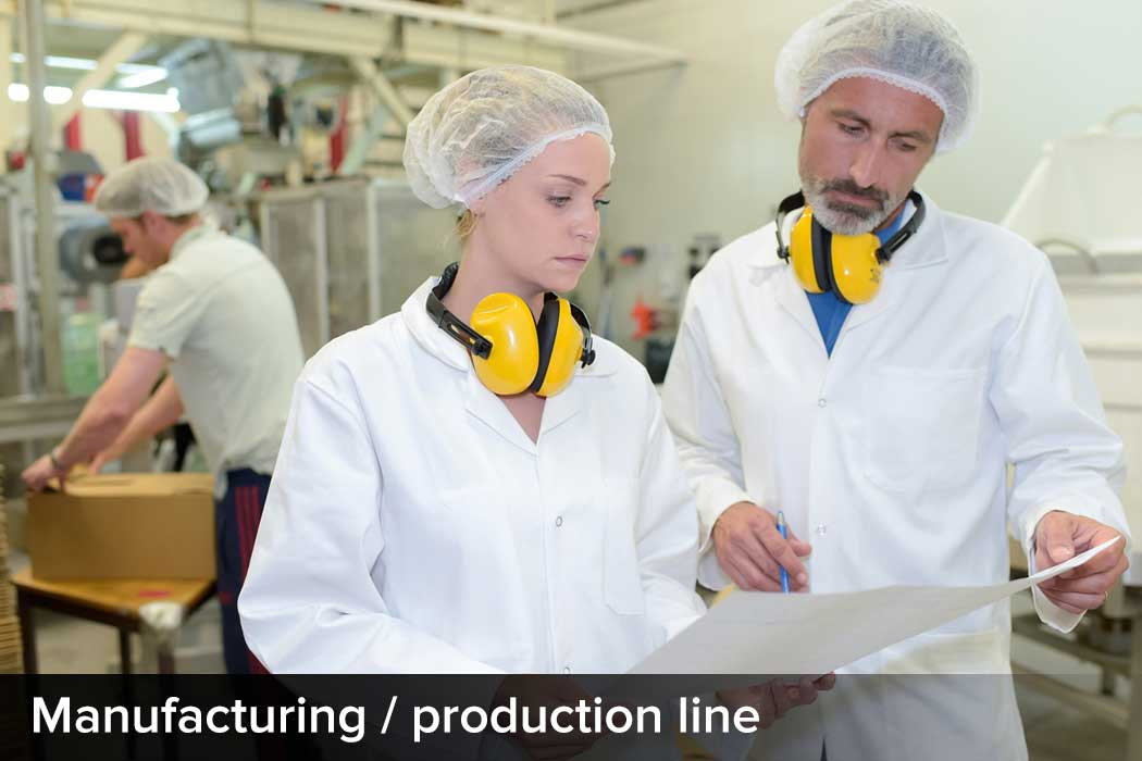 Manufacturing / Production Line